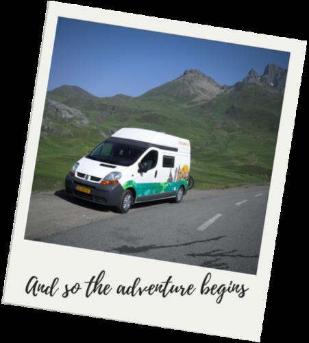 Op reis met coolcampers