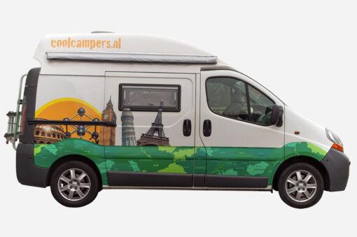 Renault Traffic Camper