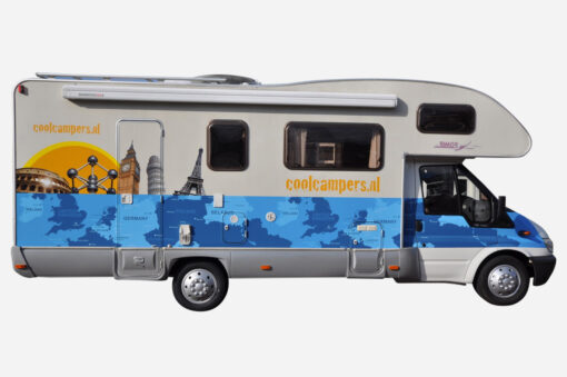 Type 10, Alkoof 6-Persoons Camper