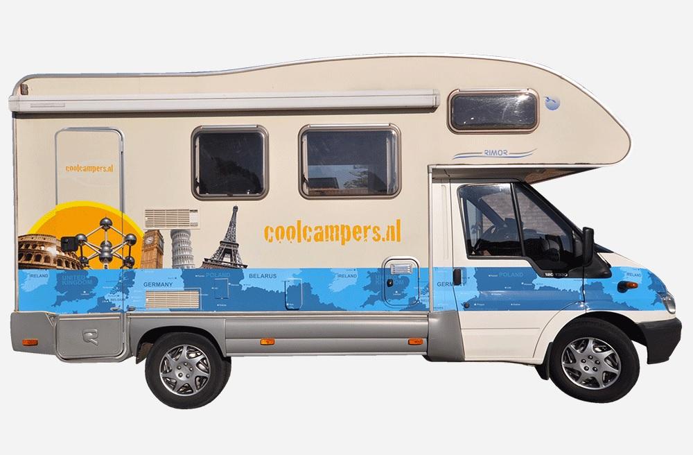 Nieuw in ons camper aanbod, type 9